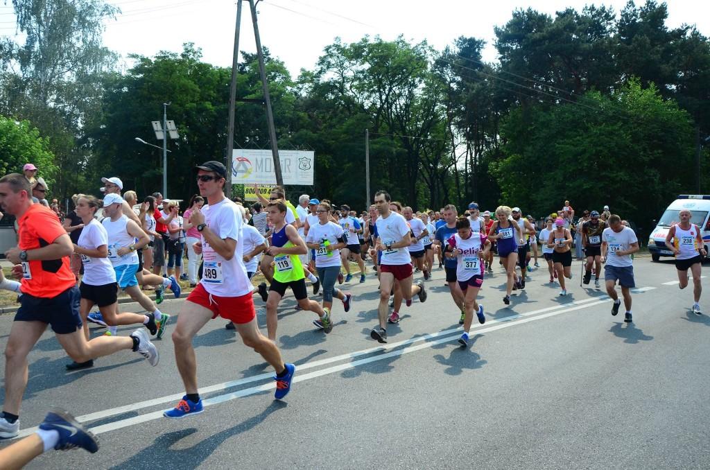 Bieg na 5 km