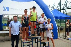 III miejsce na podium dla najlepszej aleksandrowianki.