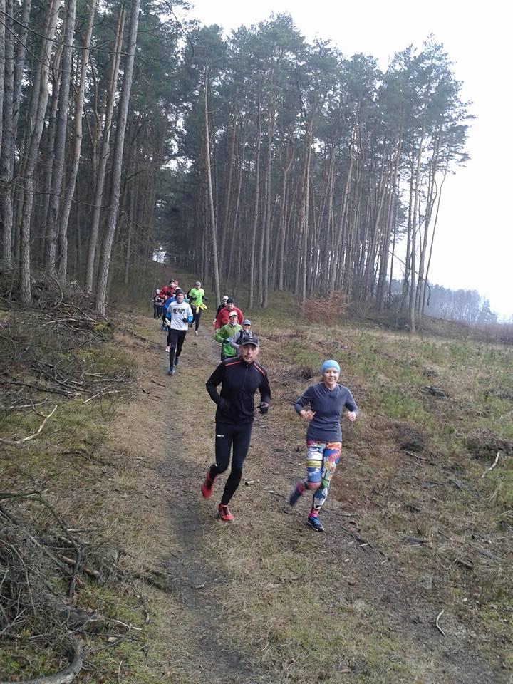 10km - Sobień