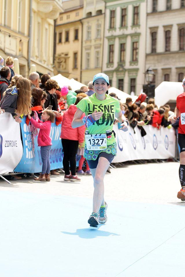 Tatiana - Cracovia Maraton 2016